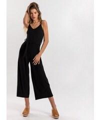 633780964e8d The Fashion Project Ριπ ολόσωμη φόρμα με λεπτά ραντάκια - Μαύρο -  07999002001