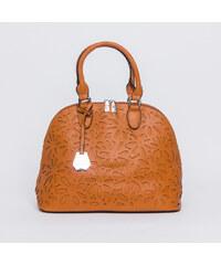 5158cce3d4 Bag to bag H-850302 Τσάντα ώμου floral - Κάμελ
