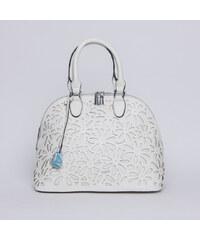 83e5d2eca5 Bag to bag H-850307 Τσάντα ώμου floral - Λευκό