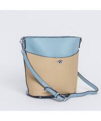 0a3308f9ca Bag to bag LS0615 Τσαντάκι χιαστί με κούμπωμα - Γαλάζιο