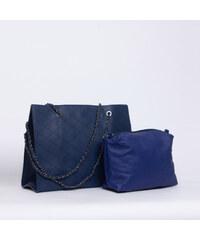 349dc31f43 Bag to bag 201914 Τσάντα ώμου - καπιτονέ - Μπλε