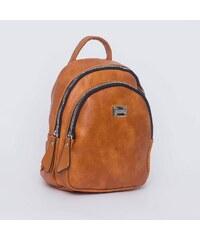 d4764f9c8b Bag to bag H863502 Σακίδιο πλάτης με φερμουάρ - Κάμελ