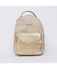 e6a4e74057 Bag to bag W-186512 Σακίδιο πλάτης- Χρυσό