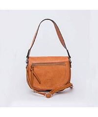 c728a73918 Bag to bag H905902 Τσαντάκι χιαστί και ώμου - Κάμελ