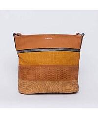 7193664793 Bag to bag D8150902 Τσάντα χιαστί - Κάμελ