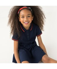 6d32f55dd90 LA REDOUTE COLLECTIONS Αμάνικο φόρεμα με πόλο γιακά, 3-12 ετών