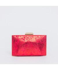 749d9d6a77 Bag to bag CK-911603 Τσάντα φάκελος με λουλούδια - Κόκκινο