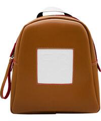 f55380dbc8 FRNC FRANCESCO Τσάντα Γυναικεία Πλάτης-Backpack 1202 Μαύρο-Ταμπά ...