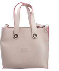 1c8d8ba5c5 Γυναικεία Τσάντα ώμου Eco Leather Pierro Accessories 90557EC50 Nude