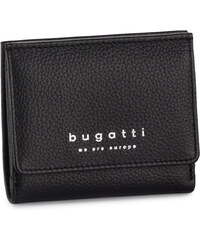 f88e7c55fe Μικρό Ανδρικό Πορτοφόλι BUGATTI - 49368001 Black