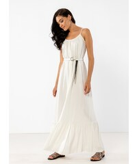 a180998a732 The Fashion Project Maxi φόρεμα με halter λαιμόκοψη και έντονα βολάν ...