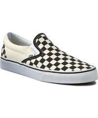 8a618b2f171 Πάνινα παπούτσια VANS - Classic Slip-On VN-0EYEBWW Blk&Whtchckerboard/Wht