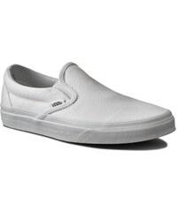 b9cde63d5b Πάνινα παπούτσια VANS - Classic Slip-On VN000EYEW00 True White