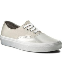 Πάνινα παπούτσια VANS - Authentic Decon VAN038EPMRK (Metallic Silver) Canvas 86e244021f0