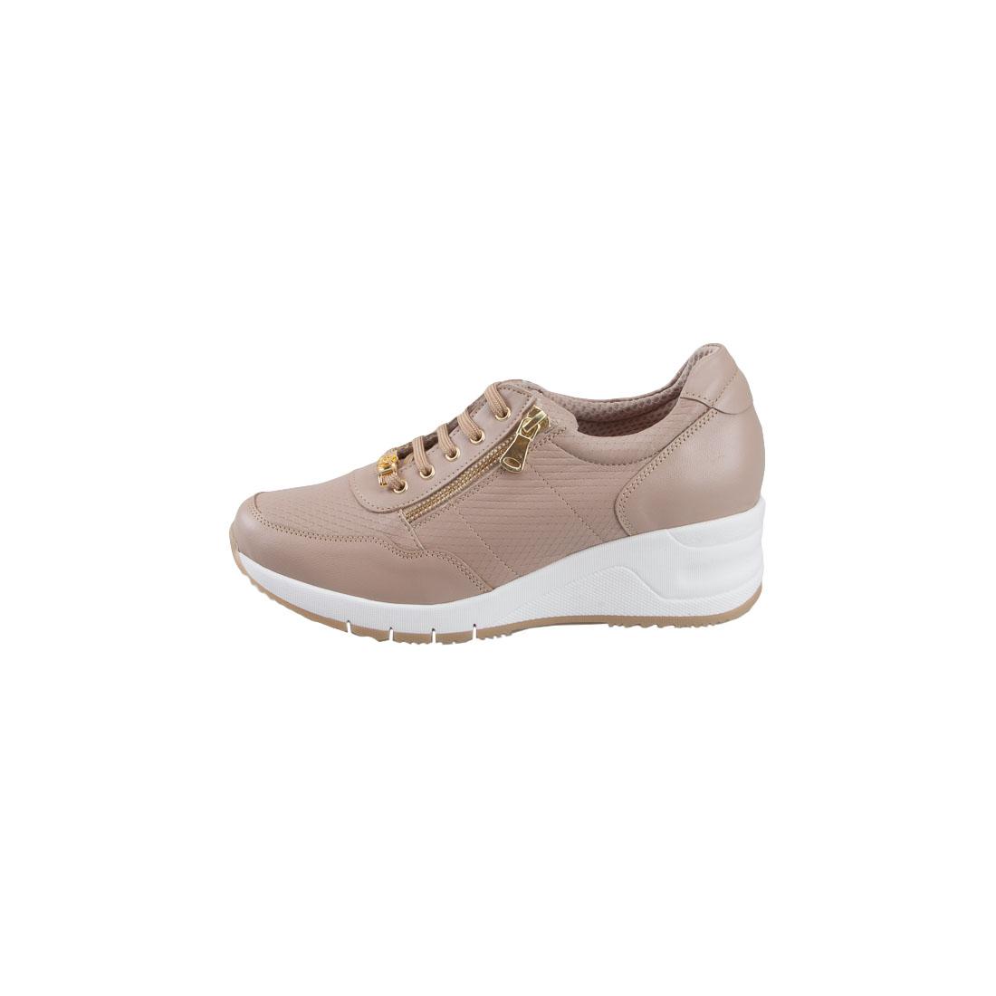 Γυναικεία Sneakers Toutounis 32330 Taupe