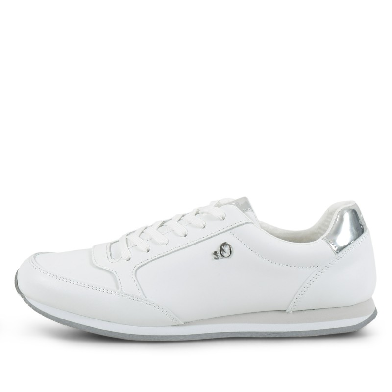 S.Oliver Women Shoes 5-23630-24 Λευκό.