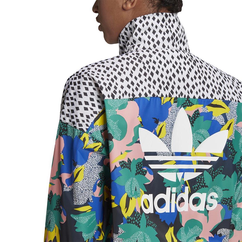 adidas Originals ADIDAS WINDBREAKER JACKET MULTICOLOR