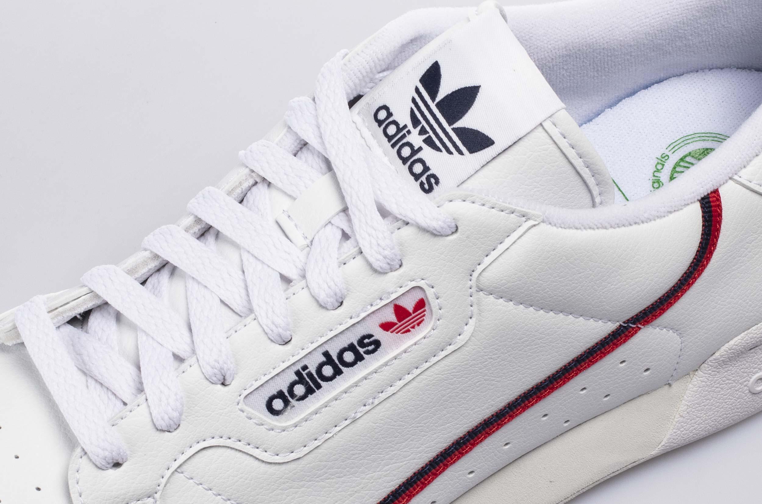 adidas Originals CONTINENTAL 80 VEGA FW2336 Λευκό.