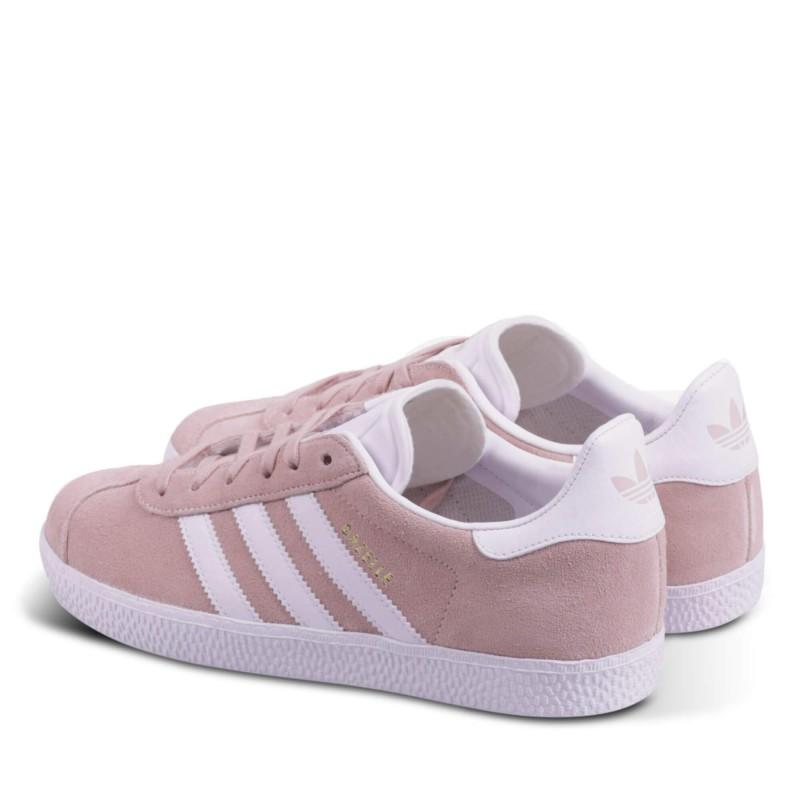 adidas Originals Gazelle J BY9544 Ροζ.