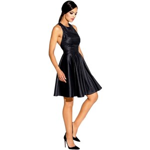 Dursi 60029 DR Μίνι μεταλιζέ φόρεμα-Μαύρο - Glami.gr 638e5720cfe