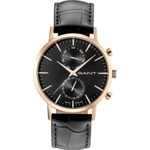 Ρολόι Gant Park Hill με μαύρο λουράκι και ημέρα ημερομηνία W11213 - Glami.gr 555c025378f