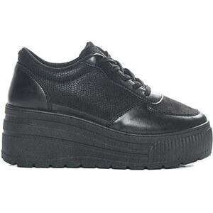 Luigi Sneakers με Πλατφόρμα - Μαύρο - 006 - Glami.gr 7ea752dfe22