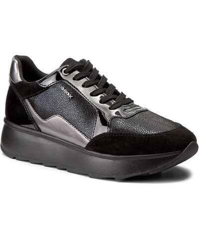 cae59014275 Συλλογή Geox Μαύρα Γυναικεία sneakers από το κατάστημα epapoutsia.gr -  Glami.gr