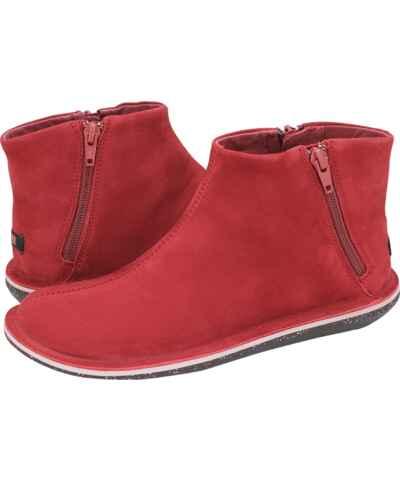 35bfbd1d9fe Κόκκινα Γυναικείες μπότες και μποτάκια αστραγάλου από το κατάστημα  GiannaKazakou.gr - Glami.gr