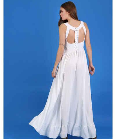 8b8b1fcc8a8d Λευκά Γυναικεία ρούχα με δωρεάν αποστολή από το κατάστημα E-xclusive.com