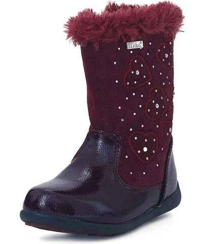 Έκπτώση άνω του 30% Παιδικά παπούτσια Κόκκινο του κρασιού - Glami.gr 33dd8de678d