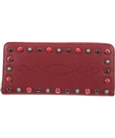 4dba1b74bb Γυναικεία πορτοφόλια Μπορντό