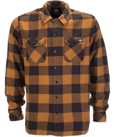 Dickies Ανδρικά πουκάμισα με μακρύ μανίκι - Glami.gr a76f3ba46cb