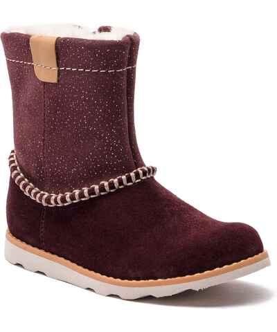 37ae30ee6a1 Κοριτσίστικες μπότες Μπορντό - Glami.gr