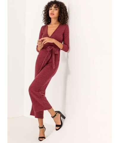 Γυναικείες ολόσωμες φόρμες Μπορντό  4d1ebab2089