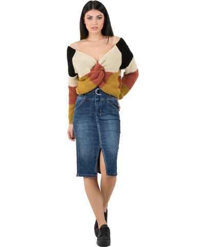 Σκούρα μπλε Γυναικεία ρούχα και παπούτσια από το κατάστημα Decoro.gr -  Glami.gr 9c151eaa7c6