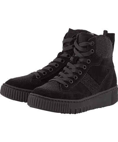 Tamaris Γυναικεία sneakers αστραγάλου - Glami.gr 371000bcfc5