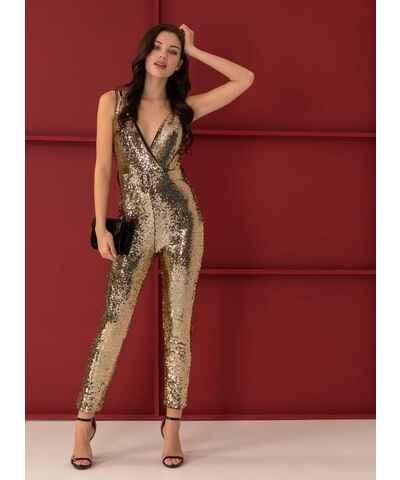 Χρυσά Γυναικεία ρούχα και παπούτσια από το κατάστημα Thefashionproject.gr -  Glami.gr 2f07527e15a