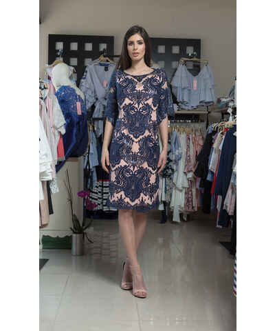 7e02225bb9e5 Δαντελένια Φορέματα σε μεγάλα μεγέθη