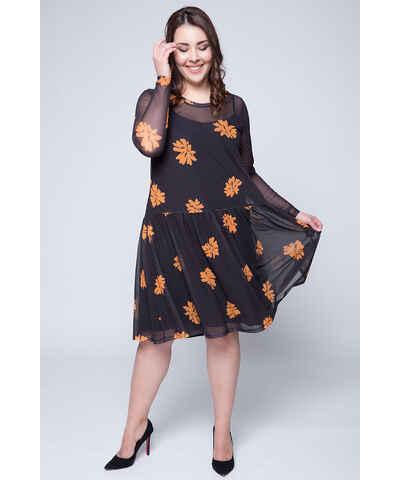 72114dca0928 Φορέματα με μακρύ μανίκι από το κατάστημα Happysizes.gr