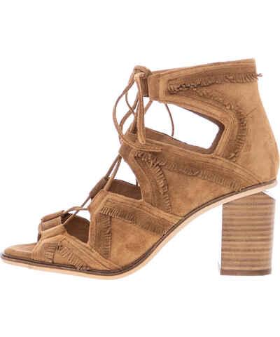 d7440fb79ed Alpe, Καφέ Γυναικεία παπούτσια | 40 προϊόντα σε ένα μέρος - Glami.gr