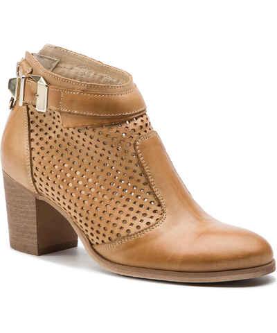 2c621520bb3 Καφέ Γυναικείες μπότες και μποτάκια αστραγάλου από δέρμα | 530 προϊόντα σε  ένα μέρος - Glami.gr