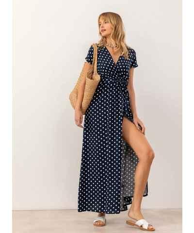 fbb320891ab8 Πουά Φορέματα