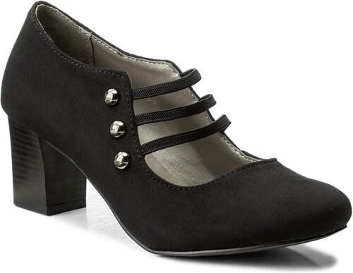 cffa5b872f6 Κλειστά παπούτσια CLARA BARSON - WYL1141S-3 Μαύρο - Glami.gr