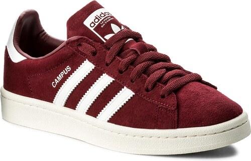 timeless design 61104 15b45 Παπούτσια adidas - Campus BZ0087 Cburgu Ftwwht Cwhite