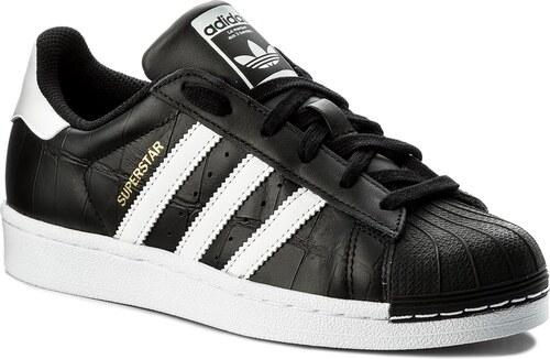 Παπούτσια adidas - Superstar AC8557 Cblack Ftwwht Ftwwht - Glami.gr 3fb9465d577