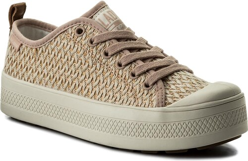 7d497c55550 Sneakers PALLADIUM - Sub Lace Jq W 95764-943-M Rose Dust/Marshmallow/Gum