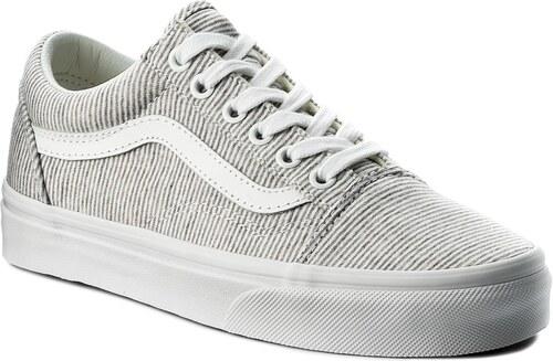 b63faf34163 Πάνινα παπούτσια VANS - Old Skool VN0A38G1I1F (Jersey) Gray/True White