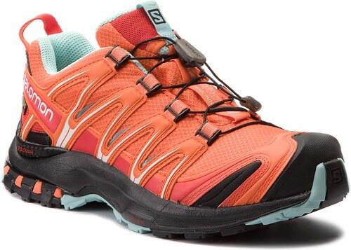 Παπούτσια SALOMON - Xa Pro 3D Gtx W GORE-TEX 400915 20 V0 Nasturtium ... 88e344d35ef