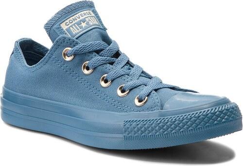 483c5ad5384d Sneakers CONVERSE - Ctas Ox 560684C Aegean Storm Gold - Glami.gr