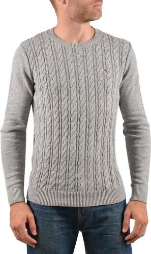 Tommy Hilfiger Cotton Crew Neck Sweatshirt - Glami.gr 6c36524cda6